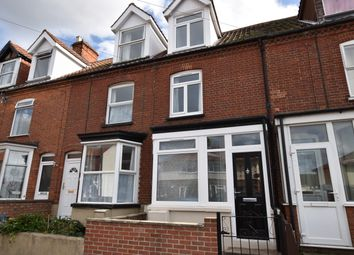 Thumbnail 3 bed terraced house to rent in Rosebery Road, Cromer