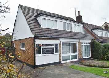 Hall Crescent, Hadleigh, Benfleet SS7. 4 bed detached house