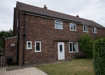 Thumbnail 3 bed semi-detached house for sale in Jeffrey Lane, Doncaster