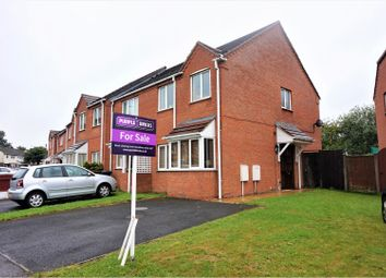 Thumbnail 3 bedroom end terrace house for sale in Mulberry Road, Walsall