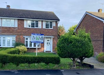 3 bed end terrace house to rent in Edmund Close, Meopham, Gravesend DA13