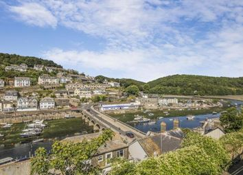 Thumbnail 1 bed flat for sale in Looe, Cornwall, United Kingdom