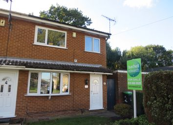 Thumbnail 3 bed end terrace house for sale in Christchurch Road, Hucknall, Nottingham