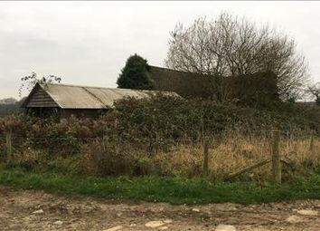 Thumbnail Land for sale in The Barn, Church Lane, Durley, Southampton, Hampshire