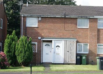 Thumbnail 2 bed flat for sale in Blagdon Court, Bedlington