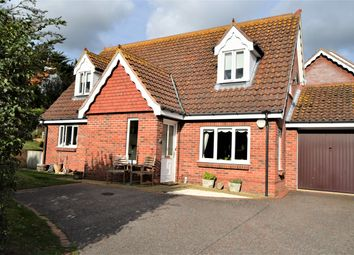 Thumbnail 3 bed link-detached house for sale in Oaklands, Covert Road, Reydon, Southwold