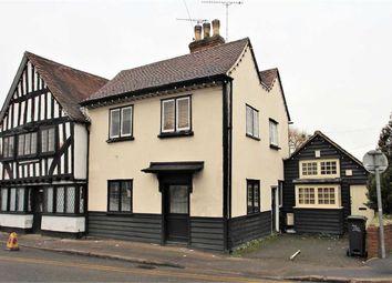 Thumbnail Cottage to rent in Market Place, Abridge, Romford