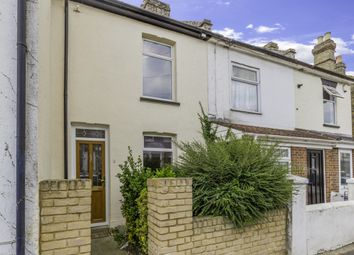 Thumbnail 3 bed terraced house for sale in Weston Road, Rochester