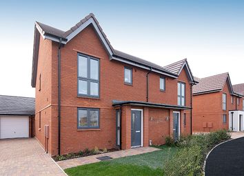 "Thumbnail 3 bed property for sale in ""Catania"" at Jekyll Close, Tadpole Garden Village, Swindon"