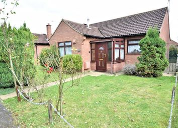 Thumbnail 2 bed semi-detached bungalow for sale in Jubilee Road, Watton, Thetford