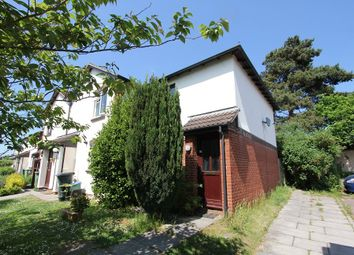 Thumbnail 2 bed end terrace house for sale in Cannon Road, Heathfield, Newton Abbot