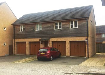 Thumbnail 2 bedroom property for sale in Flexerne Crescent, Ashland, Milton Keynes