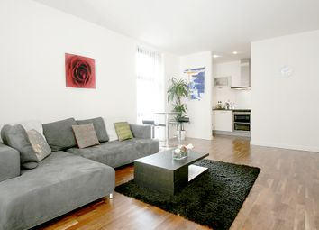 Thumbnail 2 bed flat for sale in Discovery Dock, London