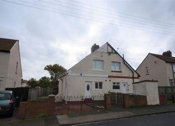 Thumbnail 2 bed semi-detached house for sale in Marsden Avenue, Whitburn, Sunderland
