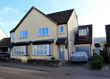 Thumbnail 4 bedroom semi-detached house to rent in Cappards Road, Bishop Sutton