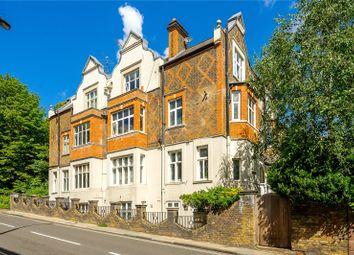 Thumbnail 2 bedroom flat for sale in East Heath Road, Hampstead, London