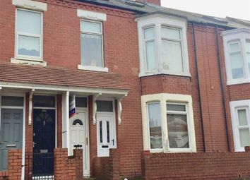 Thumbnail 3 bed maisonette for sale in St. Vincent Street, South Shields