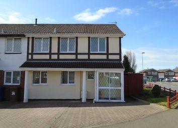 Thumbnail 3 bed property for sale in Langholm Drive, Heath Hayes, Cannock