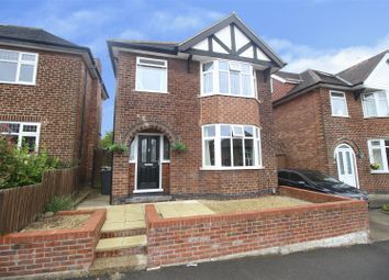 Thumbnail 3 bed detached house for sale in Marshall Drive, Bramcote, Nottingham