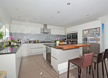 Thumbnail 6 bed detached house to rent in Miles Lane, Cobham