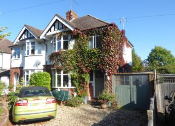 Thumbnail 3 bed semi-detached house for sale in Meadway, Dunstable