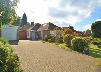Thumbnail 4 bed bungalow for sale in Summerfield Rise, Goring, Reading