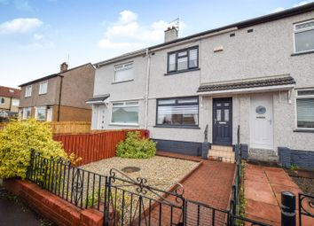 Thumbnail 2 bed terraced house for sale in Sandgate Avenue, Glasgow