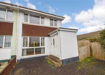 Thumbnail 3 bed end terrace house for sale in School Lane, Torrington