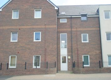 Thumbnail 2 bed flat to rent in Romulus Court, Fenham