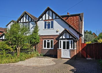 3 bed semi-detached house to rent in Guildford Road, West End, Woking GU24