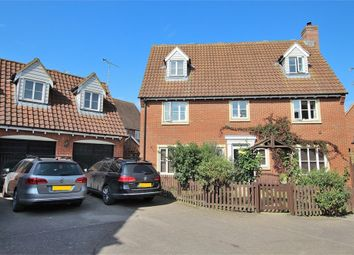 Thumbnail 7 bed detached house for sale in Flitch Green, Little Dunmow, Great Dunmow, Essex