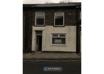 Thumbnail 2 bedroom terraced house to rent in Llewellyn Street, Pontygwaith, Ferndale