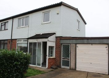Thumbnail Semi-detached house for sale in Carlyle Road, Castleford