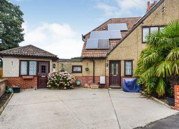 Thumbnail Semi-detached house for sale in Macklin Road, Salisbury