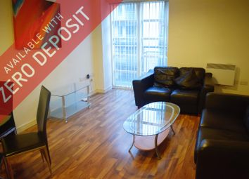 2 bed flat to rent in Quadrangle, Lower Ormond Street, Manchester M1