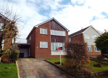 Thumbnail 3 bed detached house to rent in Slang Lane, Rugeley