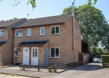 Thumbnail 2 bed end terrace house for sale in Woodmoor Close, Marchwood, Southampton