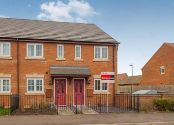 Thumbnail 2 bed end terrace house for sale in Kings Manor, Coningsby, Lincoln