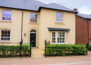 Thumbnail 3 bed terraced house for sale in Manor Road, Winchester
