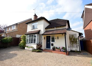 Florence Road, Church Crookham, Fleet GU52. 3 bed detached house