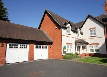 Thumbnail 4 bed detached house for sale in Leas Park, Hoylake, Wirral