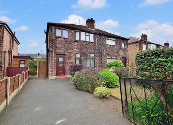 Thumbnail 3 bedroom semi-detached house for sale in Cawthorne Avenue, Grappenhall, Warrington