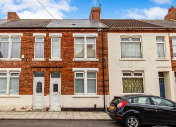 Thumbnail 3 bed terraced house to rent in Mayfair Road, Darlington