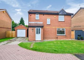 Thumbnail 3 bed detached house for sale in Lytham Road, Kirkby-In-Ashfield, Nottingham, Nottinghamshire