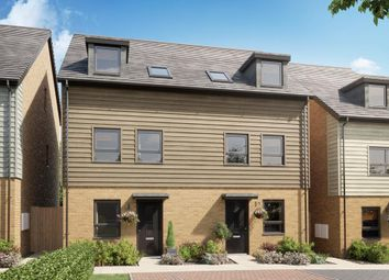"""Thumbnail 3 bedroom semi-detached house for sale in """"Shakespeare"""" at Hardwick Road, Wellingborough"""