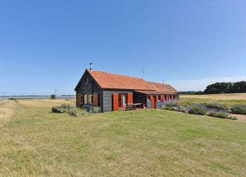 Thumbnail 3 bed barn conversion for sale in Bulcamp, Halesworth