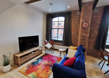 Thumbnail 1 bed flat to rent in School Street, Manchester