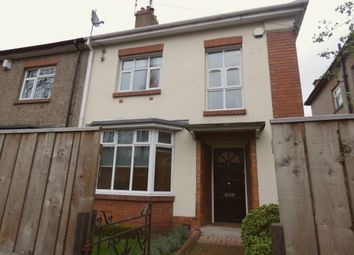 Thumbnail 3 bed semi-detached house to rent in Freeman Road, South Gosforth, Newcastle Upon Tyne