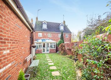 Thumbnail 4 bed town house for sale in Warwick Road, Kineton, Warwick