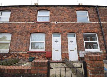 Thumbnail 2 bed end terrace house to rent in Long Lane, Bridlington